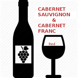 Cabernet Sauvignon and Cabernet Franc, Learn About Cabernet Sauvignon and Cabernet Franc Wines