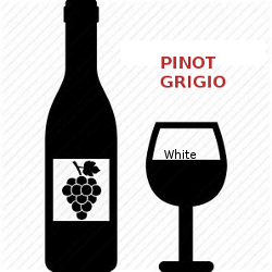 Pinot Grigio Wine, Learn About Pinot Grigio Wines